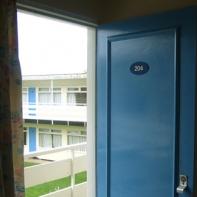Thats our door