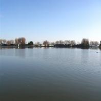 Thats the 'lake'