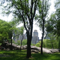 This is also central park