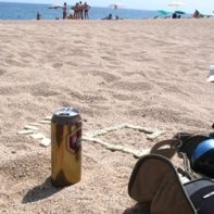 Thats some Beer on the Beach