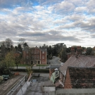 The View from the old Office on Bromsgrove High Street -November 2010