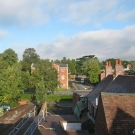 The View from the old Office on Bromsgrove High Street - September 2010