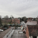 The View from the old Office on Bromsgrove High Street - February 2011