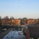 The old Office on Bromsgrove High Street - January 2011
