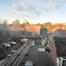 The old Office on Bromsgrove High Street - January 2012