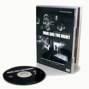 Dark was the night on DVD