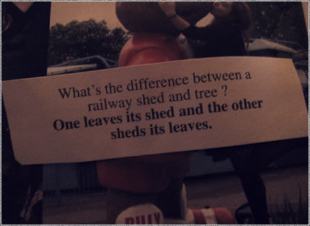 Christmas Cracker Joke