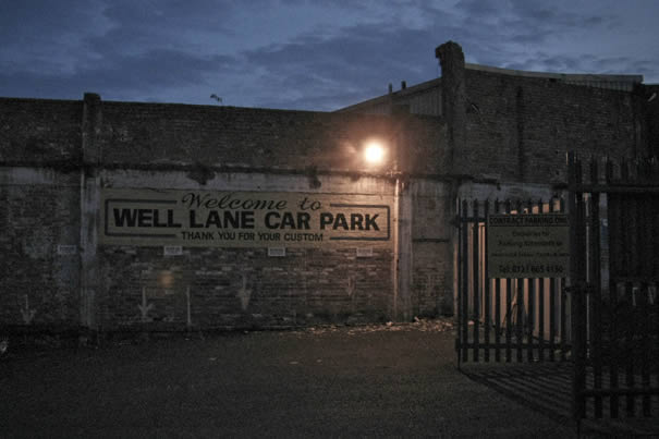 Well Lane Car Park