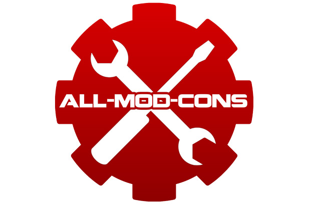 All Mod Cons - Logo