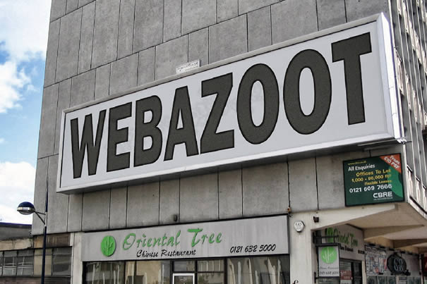 Webazoot, Smallbrook Queensway, Birmingham