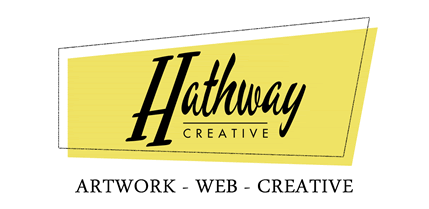 Hathway Creative Website Design and Illustration